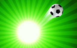 Soccer Background Stock Photos