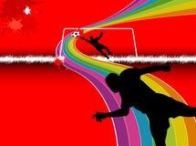 Soccer backgrounds Stock Photo