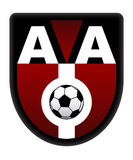 Soccer Badge Stock Images