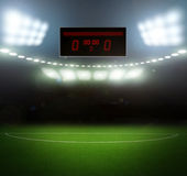 Soccer bal.football, Royalty Free Stock Photo
