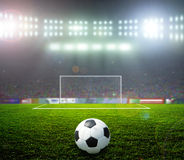 Soccer bal.football, Stock Photos