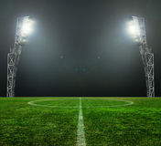 Soccer bal.football, Royalty Free Stock Photos