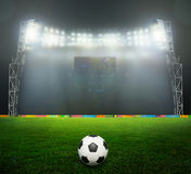Soccer bal.football, Stock Photo