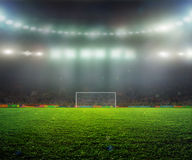 Soccer bal.football, Royalty Free Stock Photography