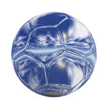 Soccer ball 001. Very special soccer ball rendered at high quality Royalty Free Stock Images