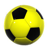 Soccer ball 010. Extremely high resolution soccer ball with perfect details Royalty Free Stock Photos