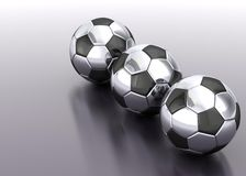 Soccer ball-03 Stock Images