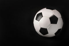 Soccer Ball. On neutral background ready for your type Royalty Free Stock Image