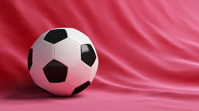 Soccer ball Stock Photo