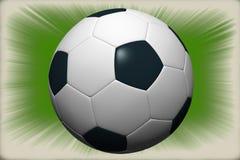 Soccer ball. Stock Photography