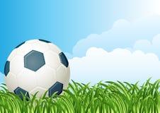 Soccer ball stock illustration