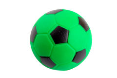 Soccer ball. Isolated on white background stock image