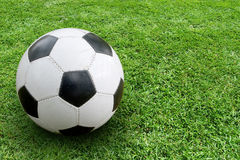 Soccer-ball Stock Photography