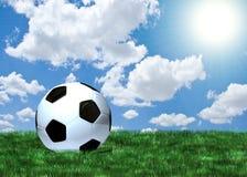 Soccer ball Stock Photography
