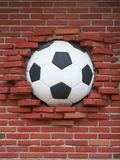 A soccer ball Stock Photo