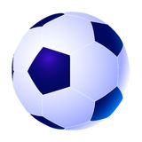 Soccer ball. Stock Photography