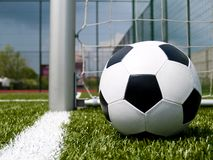 Soccer ball 2 Royalty Free Stock Images