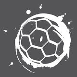 Soccer ball 5 Royalty Free Stock Photo