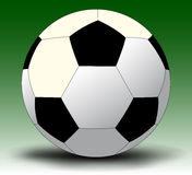 Soccer ball Royalty Free Stock Photo