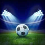 Soccer ball Stock Photos