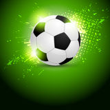 Soccer ball design Stock Images