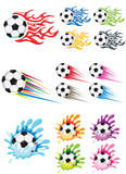 Soccer Ball Design Royalty Free Stock Photos