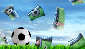 Soccer Royalty Free Stock Image