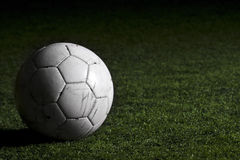 Soccer ball or Football Stock Image