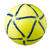 Soccer ball or football isolated royalty free stock photography
