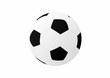 Soccer Ball (Football) Royalty Free Stock Image