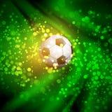 Soccer Ball for Football Stock Image