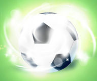 Soccer Ball Football Royalty Free Stock Photography