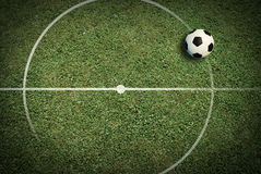 Soccer ball football Royalty Free Stock Image