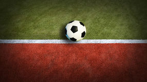 Soccer ball football Stock Photo