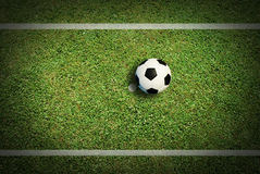 Soccer ball football Royalty Free Stock Photos