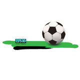 Soccer ball Royalty Free Stock Image