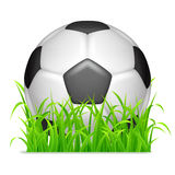 Soccer ball. Royalty Free Stock Image