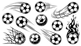 Free Soccer Ball Icon Stock Images - 114108704