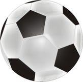 Soccer Ball Illustration  Royalty Free Stock Photo