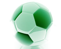Soccer ball illustration Stock Images