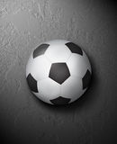 Soccer ball illustration Stock Photography