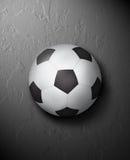Soccer ball illustration Stock Photography