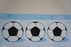 Soccer ball image Stock Images