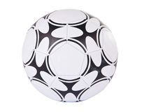 Soccer ball isolated Stock Images