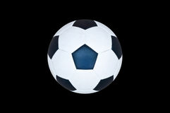 Soccer ball isolated. Stock Images