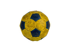 Soccer ball isolated Stock Image