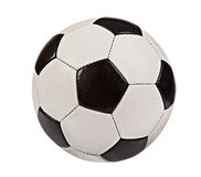Soccer ball isolated on white background Royalty Free Stock Photo