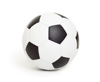 Soccer ball object on white Stock Photos