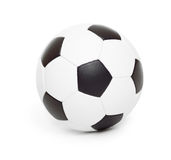 Soccer ball object on white Stock Photography