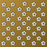 Soccer Ball Pattern Royalty Free Stock Images